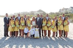 Peyton Wright and Chris Lambton wedding. Bridesmaids wore Lula Kate!