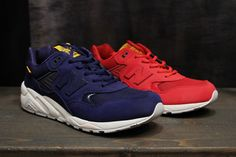 Pitti 84: New Balance 580 Spring/Summer 2014 Preview
