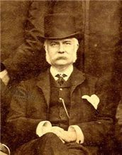 William Chester Minor - the man who contributed the most entries to the Oxford English Dictionary...from an insane asylum.