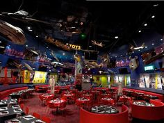 Planet Hollywood Restraunt Times Square New York