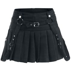 Gothicana skirt ❥