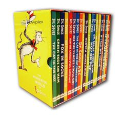 Dr. Suess' 20 best loved stories