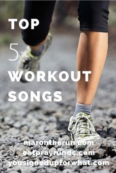 What are your favorite workout songs? Here are my top five - leave yours in the comments! Top Workout Songs, Workout Music, Pilates Workout, Workout Videos, Fit Board Workouts, Fun Workouts, Top 5 Songs, Group Fitness, Fitness Fun