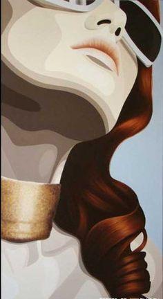 Duma Arantes 1973 | Lisbon | Fashion painter
