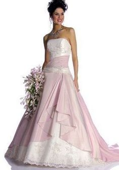 Vestidos de noiva Coloridos – Dicas e fotos