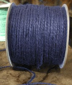 Blue Jute Twine Cording 100 yds #saveoncrafts #dreamwedding