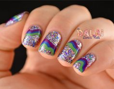 Party Time with Shimmer Polish!