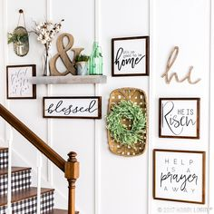 Turn your house into a home with beautiful, inspirational pieces!