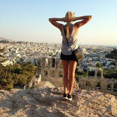 Goodbye #Athens! Catch you again soon. Bring on our last stop and most luxurious hotel in #Istanbul!