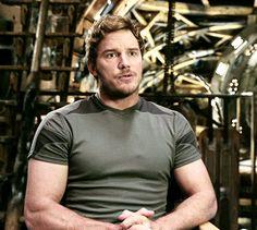 "Chris Pratt Guardians of the Galaxy Vol. 2 ""Star-Lord"" On Set Interview"