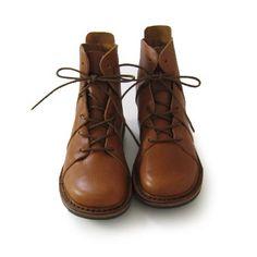 Trippen lace up boots