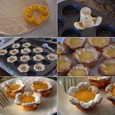 Elmalı kurabiyede de kullanılabilir
