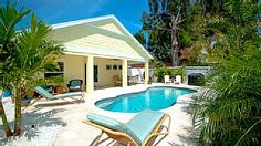 Desirable North End, Steps to the Best Beach, 2/2 Luxury Cottage/Heated Pool!Vacation Rental in Anna Maria from @homeaway! #vacation #rental #travel #homeaway