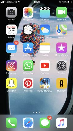 Pin by makayla rosado on phone set up in 2019 приложения, до Radios, Snapchat, Apps, Toddler Worksheets, Phone Charger, Phone Stand, Iphone Layout, Phone Hacks, Phone Organization
