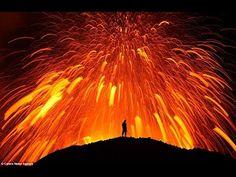 World's Top Most  Deadliest Volcanoes Ever (Full Documentary)