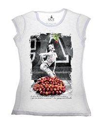T-shirt Biancaneve Out
