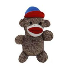 Joey is the little brother in the sock monkey family.  He attends Banana Elementary School and enjoys eating banana cream pies.