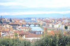 I feel like Florence and Italy have been on my mind quite a bit lately. In just a little over a month I will head to St. Louis to officially begin planning this summer's semester abroad and to meet th