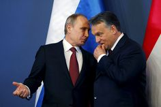 Why some former East bloc countries are wooing Putin -