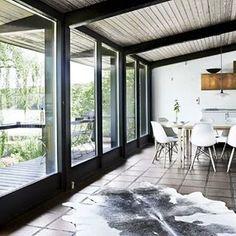 Funktionel 70'er villa indrettet med moderne interiør og tidløse klassikere  foto: Lars Ranek #bobedre #bobedredk #decor #interior
