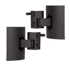 Bose UB-20 Series II Black Wall/Ceiling Bracket (Black 2-...