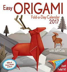 Easy Origami Fold-a-Day 2017 Calendar * You can find out more details at the link of the image.