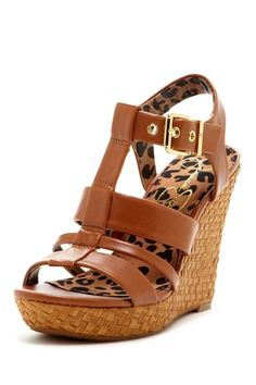 Casie Wedge JS from nordy rack! summer staple