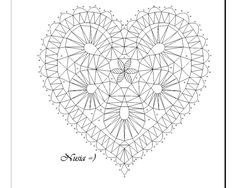 ideas about Lace Patterns Bobbin Lace Patterns, Bead Loom Patterns, Hairpin Lace Crochet, Crochet Edgings, Crochet Motif, Crochet Shawl, Bobbin Lacemaking, Embroidery Hearts, Lace Jewelry