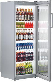 Liebherr FKvsl 3613 Kühlschrank mit Glastür und Umluftkühlung Bathroom Medicine Cabinet, Wine Rack, Storage, Grill, Home Decor, Interior Lighting, Party Garden, Energy Consumption, Purse Storage