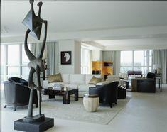 Peter Marino, NYC  #GISSLER #interiordesign