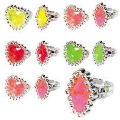 Give your look some precious flair with our Gemstone Rings! Colorful plastic gemstone rings perfect for party favors or dress-up games. Party Favors For Kids Birthday, Dinosaur Birthday Party, Party Favours, 9th Birthday, Graduation Party Supplies, Kids Party Supplies, Halloween Costume Shop, Halloween Costumes For Kids, Best Dress Up Games