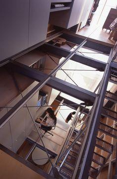 Minimum House, Saitama Prefecture, Yono, Japan | Yasuhiro Yamashita of Atelier Tiangong | 2002