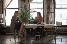 Lola Kirke and Greta Gerwig in Noah Baumbach's Mistress America