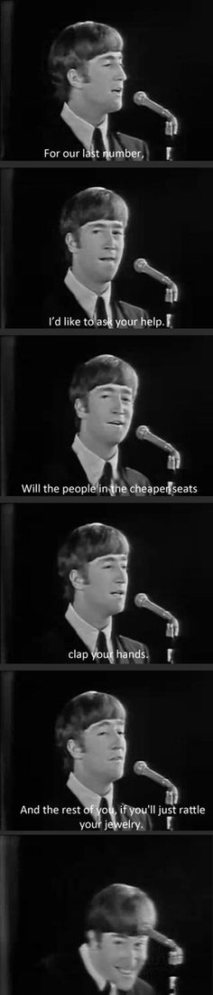 John Lennon. This is too good for words...