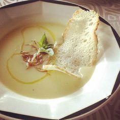 """La nostra ricetta del mercoledì: """"Zuppa patate e porri"""" #hotelmarinetta #ricette #recipes #primipiatti #toscana #toskana #tuscany #zuppa #patate #porri"""