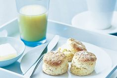 Cheese and bacon scones are great lunch-box treats or serve them up for afternoon tea.