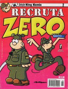 Mort Walker - Recruta Zero (Beetle Bailey)