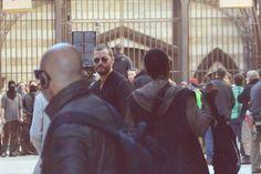He Arrived! Mr. Grey, Jamie Dornan, Captured on Stradun!