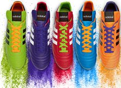 adidas Limited Edition 2014 World Cup Copa Mundial Boot