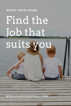 Are you looking for a job from home, a job where you can spend time with your kids and work when you want to? Money Saving Mom, Make Money Blogging, Make Money Online, Work From Home Tips, Make Money From Home, Ways To Save Money, How To Make Money, Looking For A Job, Online Blog
