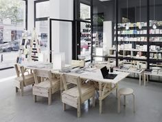 Artek - Projects - Contract Projects - do you read me?! reading room, Berlin Germany