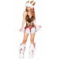 Elk y christmas costumes women y lingerie lenceria erotica christmas lingerie christmas dress woman Santa Claus suit Alternative Measures