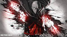 Anime One-Punch Man  Saitama (One-Punch Man) Wallpaper