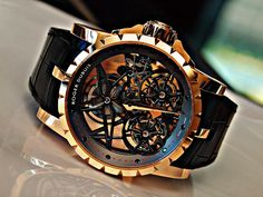 Roger Dubuis Skeleton-HDR by jasonpitsch, via Flickr