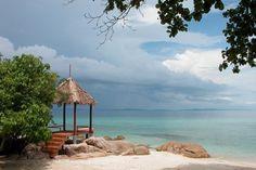 Mun Nork Island Resort, gorgeous privacy