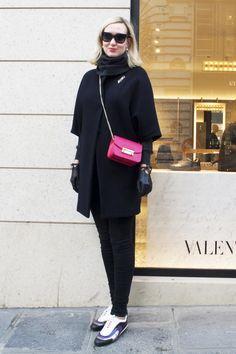 パリジェンヌが選ぶ、この冬の最旬アウターは?|ファッション(流行・モード)|VOGUE JAPAN