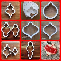 Mini Christmas Cookie Cutter Biscuit Dough Pastry 5cm Jumper Mitten House Bauble