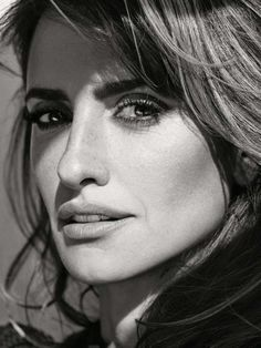 Penelope Cruz by Nico Bustos for Elle France