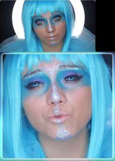 Kirstie Maldonado from Pentatonix makeup