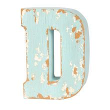 make market 3d painted metal letter 9 assorted colors michaels
